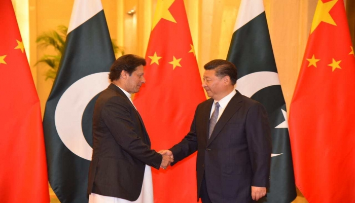 PM Imran Meets Chinese President Xi Jinping – Hot Today News