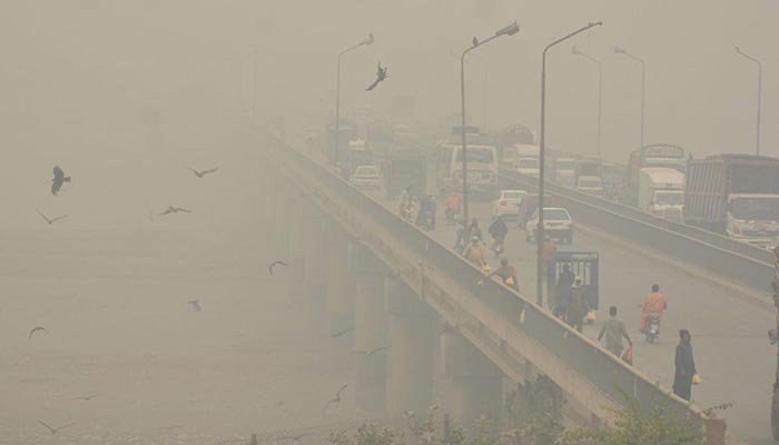 How SMOG IN LAHORE Effects the Human Life - A Deep View