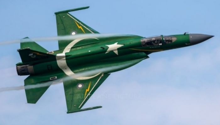 JF 17 THUNDER BLOCK 3 AIRCRAFT REVEALED - JOINT FIGHTER