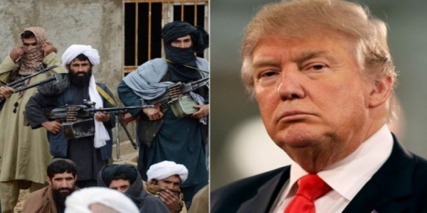 Taliban and Trump
