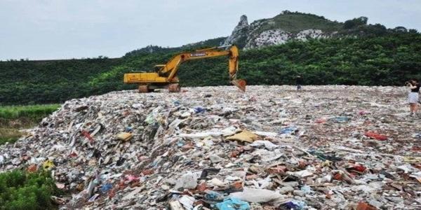 landfill in karachi
