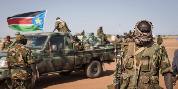 Kenya and Uganda Army